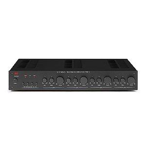 Amplificador AAT PMR-1 Multizona 8 Canais 400W RMS - Bivolt