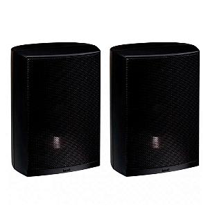 Caixa de Som Acústica Loud Lb5 80 Indoor/Outdoor Preta Par