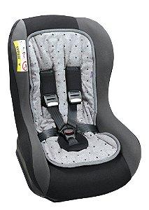 Almofada para Bebê Conforto e Carrinho Coroa Dooky
