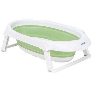 Banheira Dobrável Jelly Verde Kiddo