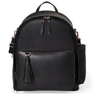 Bolsa de Maternidade Greenwich Simply Chic Backpack Black Skip hop