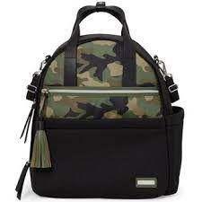 Bolsa de Maternidade Nolita Neoprene - Backpack Black Camo Skip Hop
