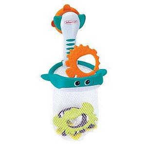 Brinquedo de banho Infantino Pescaria Oceano