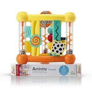 Brinquedo Interativo Triangulo Infantino