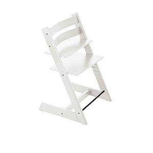 Cadeira de Crescimento Tripp Trapp Branca