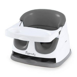 Cadeira de Refeição Ingenuity Cinza