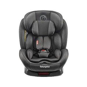 Cadeira para Auto Snugfix 0 a 36kg com rotação Preta