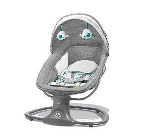 Cadeira Techno Automática com Bluetooth Verde Estampada Mastela