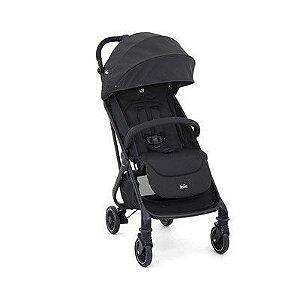 Carrinho de Bebê Joie Tourist - Preto Coal (0 a 15 kg)