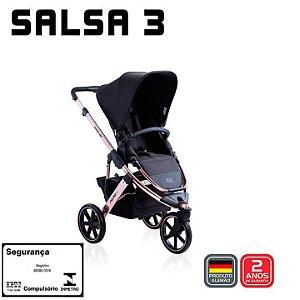 Carrinho Salsa 3 Rose Gold ABC Design
