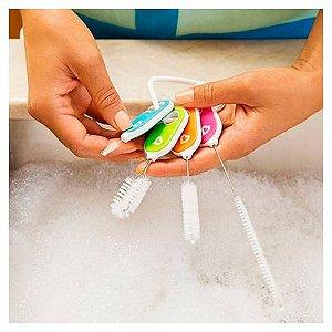 Conjunto de Escovinhas (Escovas) de Limpeza Munchkin
