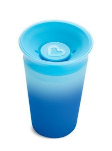 Copo 360 Changing Color Munchkin Azul
