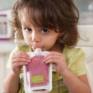 Kit Squeeze com 50 unidades Infantino