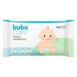 Lenços Umedecidos Baby Buba (48 unidades)