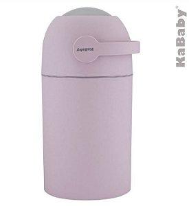 Lixo Mágico Anti-Odor Rosa (Lixeira)
