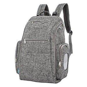 Mochila Backpack Cinza Kababy