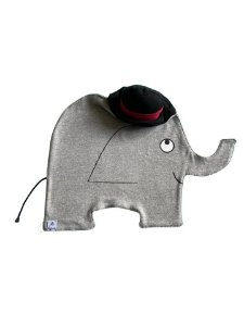 Naninha Lefante Cinza