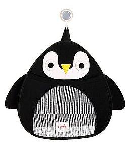 Organizador de Banho Pinguim