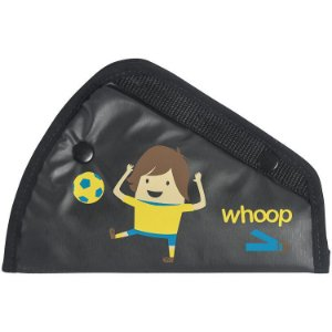 Posicionador para cinto de Segurança Kiddo Futebol