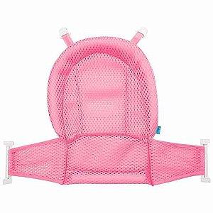 Rede de proteção para Banho Buba Rosa