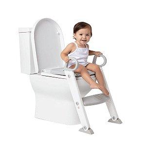 Redutor de Assento Infantil com Escadinha Buba Cinza