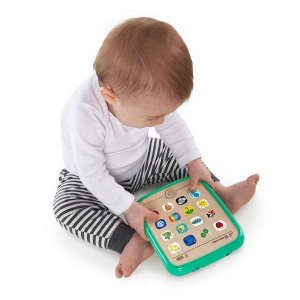 Tablet Magic Touch Curiosity Tablet Wooden Musical Toy