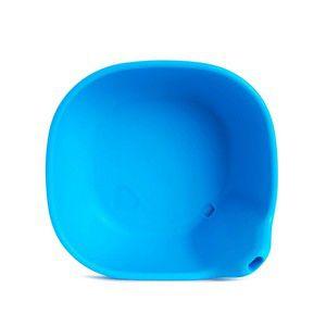 Tigela de silicone Munchkin Azul Last Drop