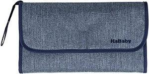 Trocador Portátil Jeans