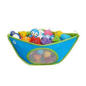 Organizador de Brinquedos de Banho Munchkin Azul