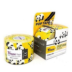 Bandagem elástica adesiva TMAX 5Mx5cm Panda
