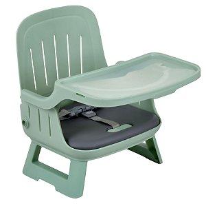 Cadeira de alimentação Kiwi Burigotto Frosty Green