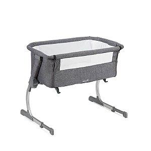 Berço Side By Side Safety 1St - Grey