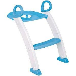 Redutor de Assento Infantil com Escadinha Azul Kiddo