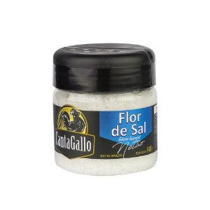 Flor de Sal Cantagallo Ed. Especial Netão 140g