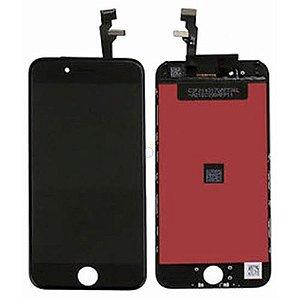 GABINETE FRONTAL DISPLAY LCD MODULO COMPLETO APPLE IPHONE 6 PRETO
