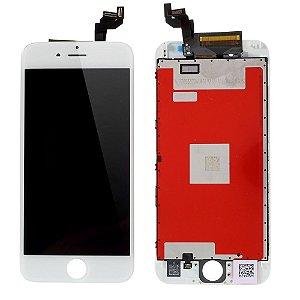 GABINETE FRONTAL DISPLAY LCD MODULO COMPLETO APPLE IPHONE 6S BRANCO