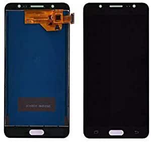 GABINETE FRONTAL DISPLAY LCD MODULO COMPLETO SAMSUNG J500 GALAXY J5 PRETO 1ªLINHA (QUALIDADE INCELL)