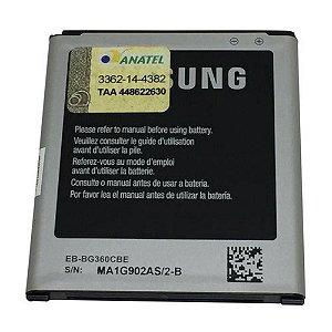 BATERIA SAMSUNG SM-G360 G360 G361 J200 GALAXY J2 EB-BG360BBC / EB-BG360CBE 1ªLINHA