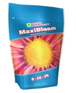 Fertilizante Maxi Bloom 5-15-14 1Kg - General Hydroponics
