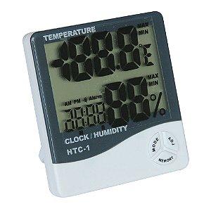 Termohigrômetro Medidor de Umidade e Temperatura