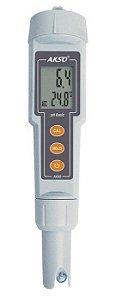 Medidor de PH Digital com Calibração Automática AKSO