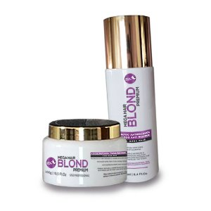 Kit -  Shampoo Anti- Residuos 250ML | Mascara Matizadora 300G