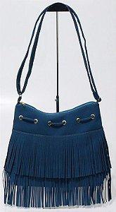 Bolsa de Franja Azul Atacado 36-54
