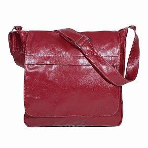Bolsa Carteiro Vermelha Atacado G045-D
