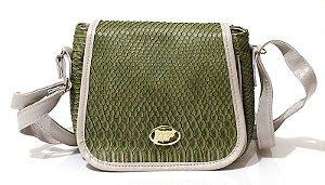 Bolsa Pequena Transversal Verde Atacado 10-1
