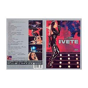 Dvd Usado Original Ivete Sangalo - Multishow Ao Vivo No Maracanã