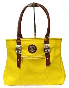 Bolsa no Atacado Amarela 08-26