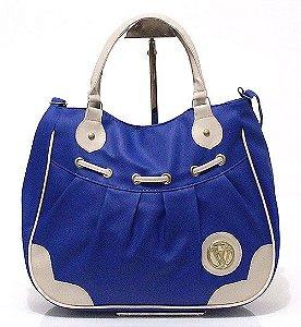 Bolsa Feminina Azul Atacado 65-7