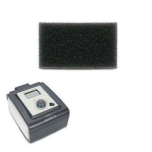 Filtro de Espuma 2,3cm x 4,4cm para CPAP e BiPAP M-Series e System One Respironics, Unidade