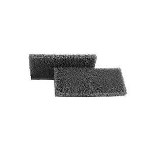 Filtro de Espuma 4,0cm x 9,4cm para CPAP e BiPAP REMstar Pro, Plus, Synchrony II e Auto SV, 02 unidades